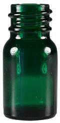 Emerald Green Bottles