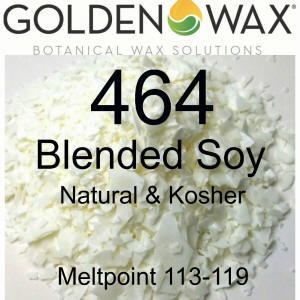 GOLDEN BRAND 464 SOY WAX